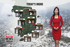 Cold and snowy Monday for many
