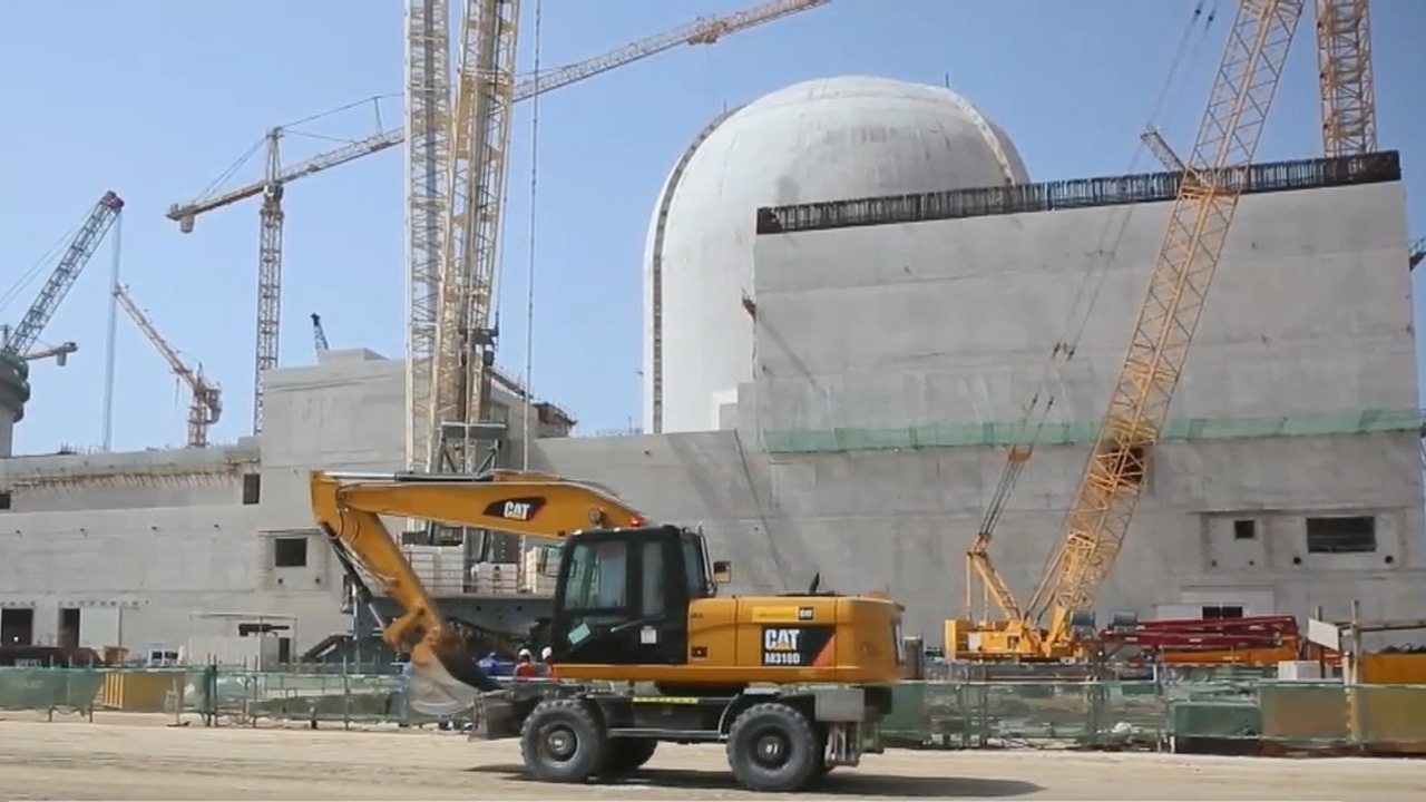 UAE grants operating license for its first nuclear reactor imported from S. Korea