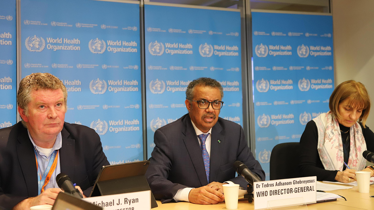 WHO to meet with N. Korean delegation in Geneva on COVID-19 outbreak