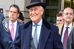 Roger Stone sentenced to 40 months in prison; Trump
