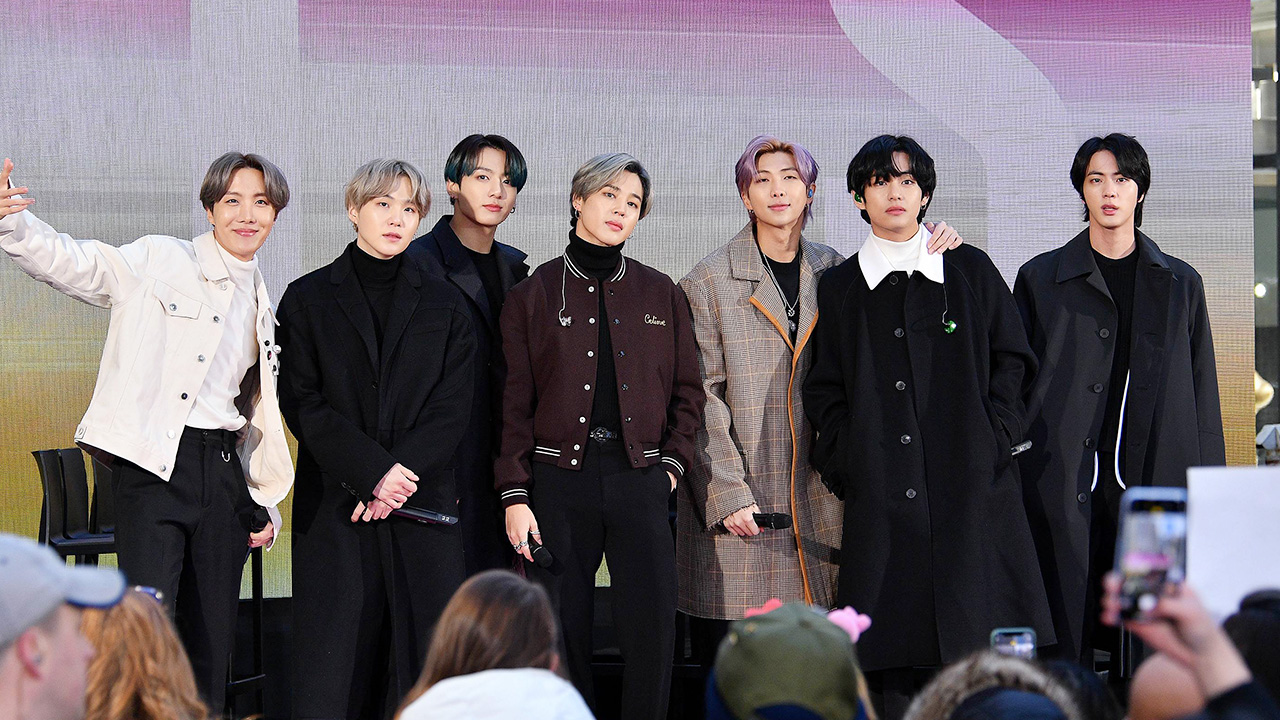 BTS to hold YouTube press conference for new album amid COVID-19 concerns