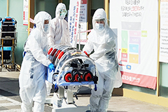 5 deaths and total number of confirmed patients in S. Korea at 602