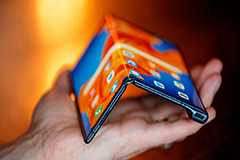 Huawei unveils Mate Xs foldable smartphone