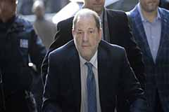 Harvey Weinstein found guilty of sexual misconduct