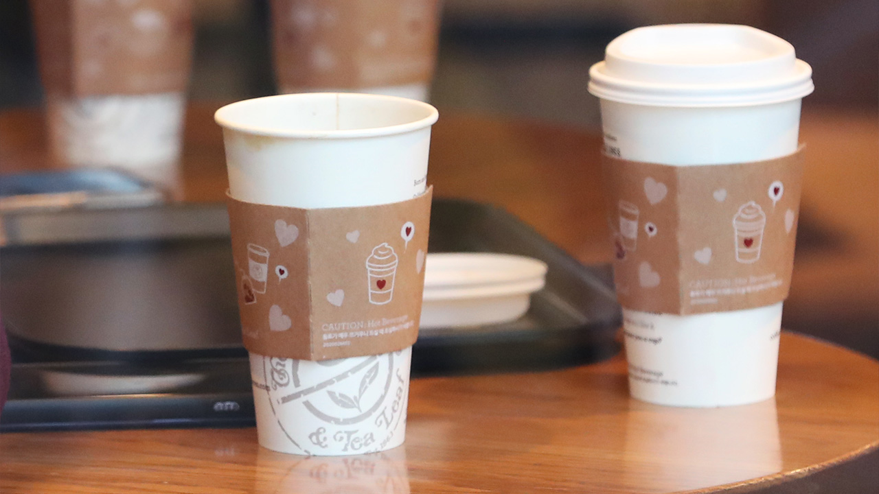 Seoul city allows use of plastic cups, dishes at coffee shops, restaurants