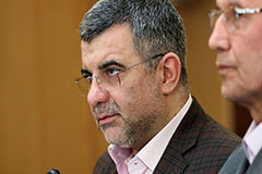 Iran's deputy health minister tests positive for COVID-19