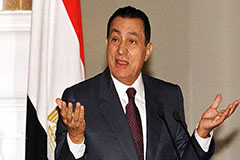 Egyptian strongman Hosni Mubarak dies at 91