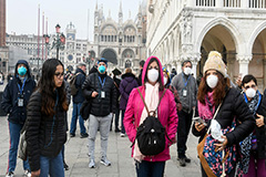 Coronavirus spreads from Italy as Switzerland, Austria and Croatia report cases