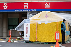S. Korea confirms 12th death, with total cases surpassing 1,000 threshold