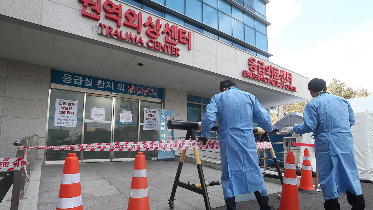 S. Korea reports 171 cases of COVID-19; total at 1,766