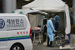 Number of COVID-19 cases in S. Korea exceeds 2,000