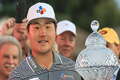 S. Korean golfer Im Sung-jae wins Honda Classic for 1st PGA Tour title