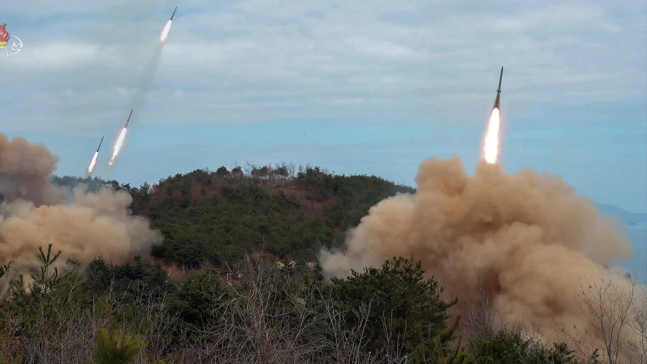 North Korea Fires Short-Range Missiles for the First Time This Year: Kim Jong-un Regime's Intent, Dissected.