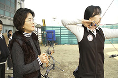 S. Korean archer Kim Jin-ho named IOC Women and Sport Award winner for Asia
