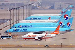 S. Korea to send two charter