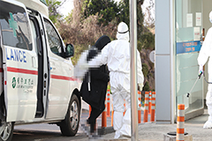S. Korea reports 76 more cases of new coronavirus, death toll at 124