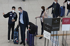 S. Korea to require arrivals from U.S. to self-quarantine for 2 weeks