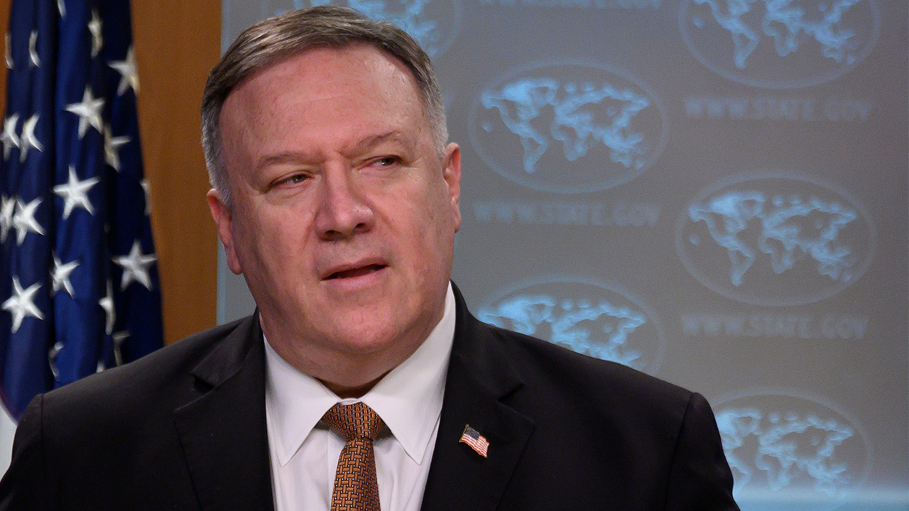 Pompeo hints N. Korea has not responded to U.S. offer for help on COVID-19 outbreak
