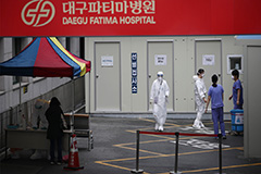 S. Korea reports 91 new COVID-19 cases on Friday; death toll up 8 to 139