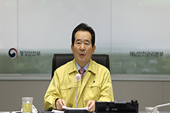 S. Korean PM calls for thorough COVID-19 quarantine measures on people coming in from abroad