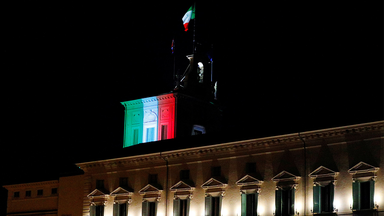 New cases in Italy showing downward trend due to lockdowns, strict measures: WHO official