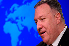 U.S. looks forward to sitting down with N. Korean leadership for nuclear talks: Pompeo