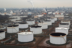 Global oil prices slump to 18-