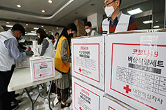 Red Cross Societies Come Together in Time of COVID-19 Pandemic