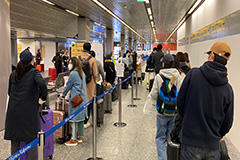 Mandatory 2-week self-isolation begins on all overseas arrivals to S. Korea to battle imported COVID-19 cases