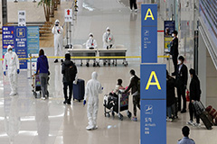 S. Korea steps up quarantine o