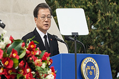 President Moon urges lawmakers