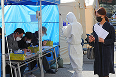 S. Korea adds 27 new COVID-19 cases on Friday; no new cases in Daegu