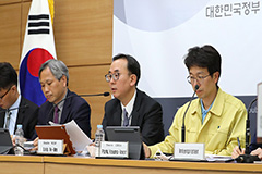 S. Korea to share system for tracking infection routes