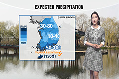 Rain in forecast for tonight...heat to diminish
