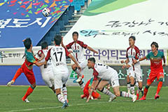 K League opening match of seas