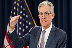 U.S. economy might not fully recover until the development of COVID-19 vaccine: Jerome Powell