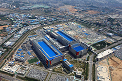 Samsung Electronics reveals plans to build new foundry production line in Pyeongtaek