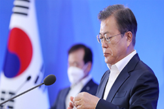 President Moon's former top ai