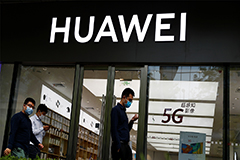 U.S. urges S. Korea, other allies to stem their Huawei supply chains