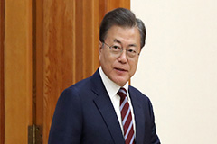 President Moon orders thorough preparations for 'employment support system'