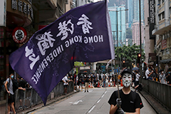 China to pass national security law on Thursday; Hong Kong protesters appeal for international support