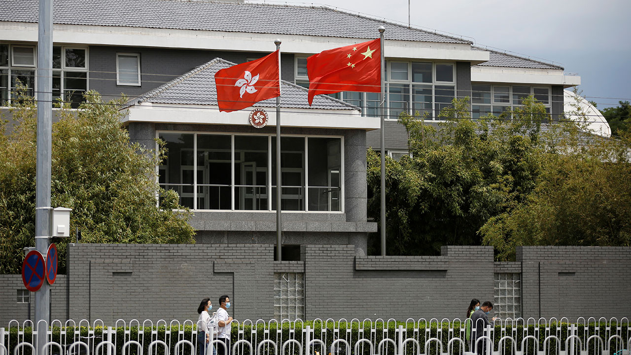 China shares info on proposed Hong Kong security law with S. Korea