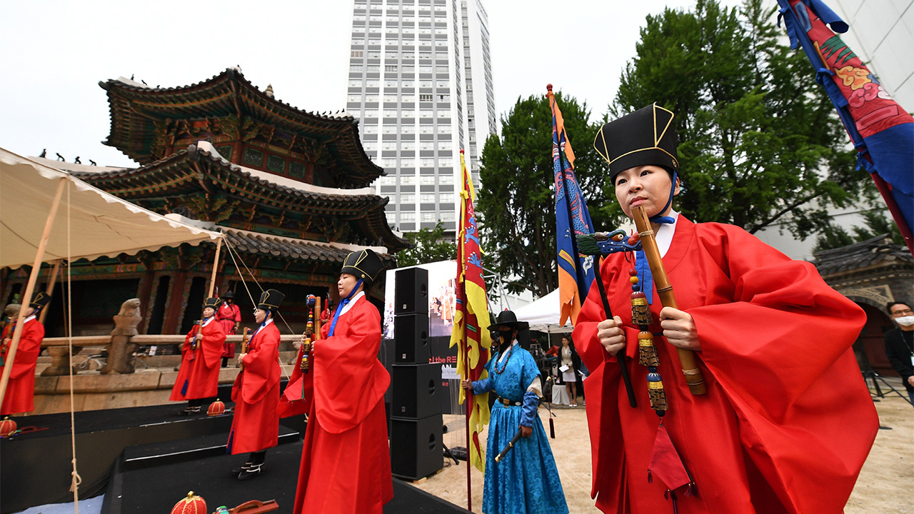 Seven tourism routes to enjoy over 1000 years of Korean heritage