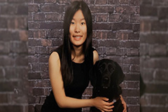 High school senior with visual impairment makes it to Ivy League University
