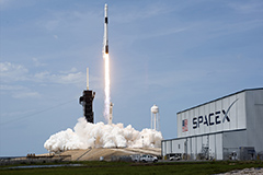NASA resumes human spaceflight with successful SpaceX launch