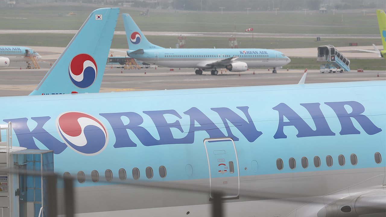 S. Korean airlines gradually resume int'l routes starting June