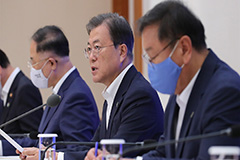 President Moon says Korean New