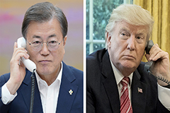 President Moon accepts Trump's invitation to join G7 summit in September
