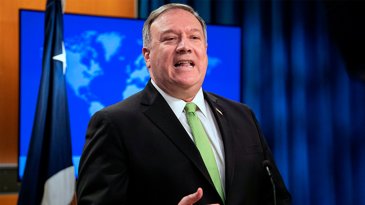 U.S. still far from executing complete sanctions on countries like Iran and N. Korea: Pompeo