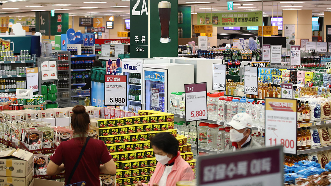 S. Korea's real GDP down 1.3% q/q in Q1 amid COVID-19